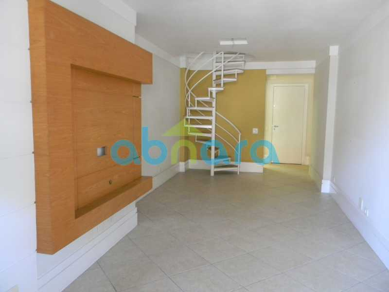 3 - cobertura duplex, humaitá, piscina, área gourmet - CPCO30084 - 4