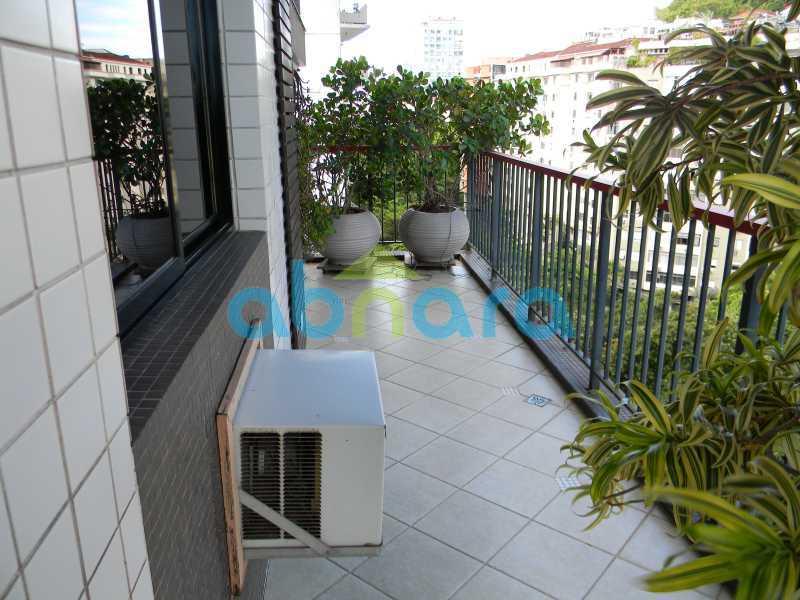 4 - cobertura duplex, humaitá, piscina, área gourmet - CPCO30084 - 5