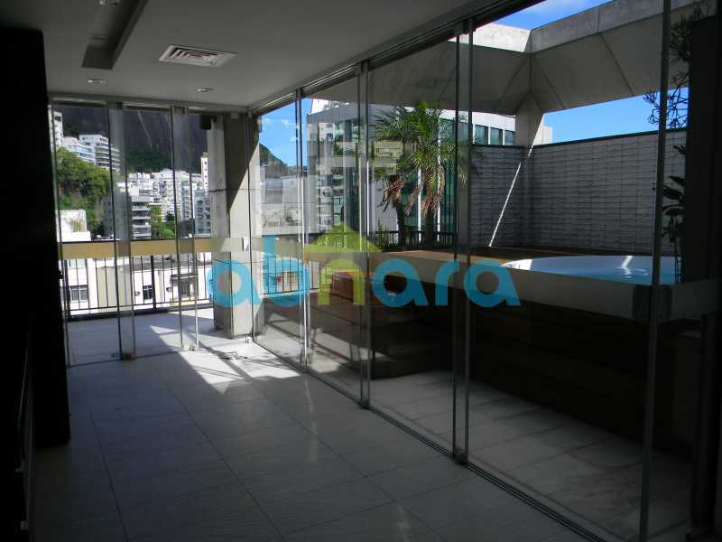 24 - cobertura duplex, humaitá, piscina, área gourmet - CPCO30084 - 25