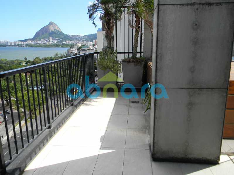 27 - cobertura duplex, humaitá, piscina, área gourmet - CPCO30084 - 28