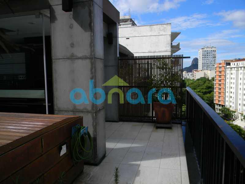28 - cobertura duplex, humaitá, piscina, área gourmet - CPCO30084 - 29