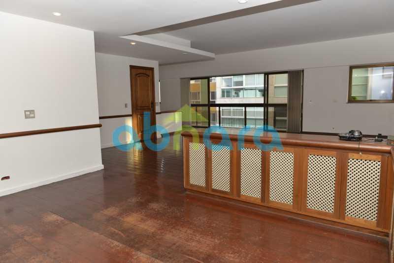 1 - Apartamento - 3 Quartos - Com 3 vagas - Leblon. - CPAP31086 - 4
