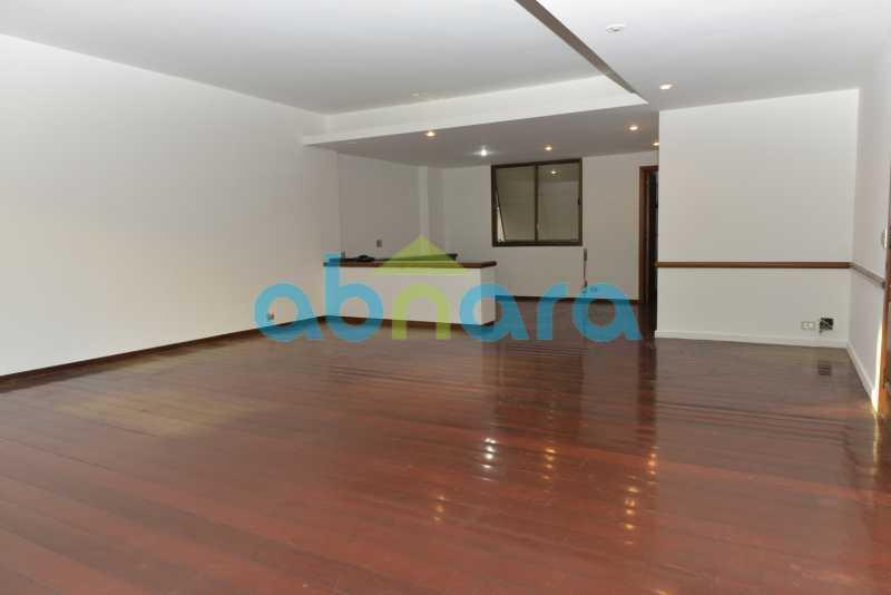 2 - Apartamento - 3 Quartos - Com 3 vagas - Leblon. - CPAP31086 - 1
