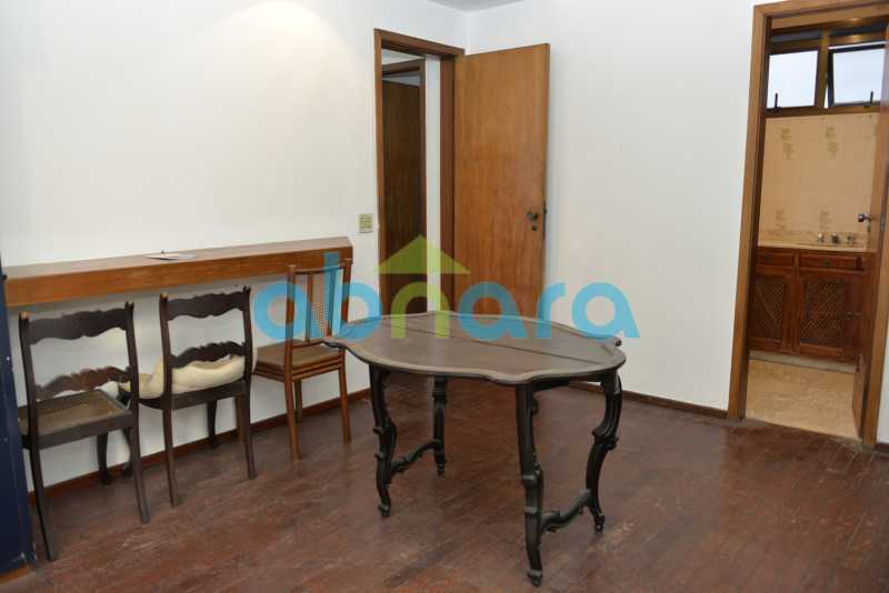 8 - Apartamento - 3 Quartos - Com 3 vagas - Leblon. - CPAP31086 - 9