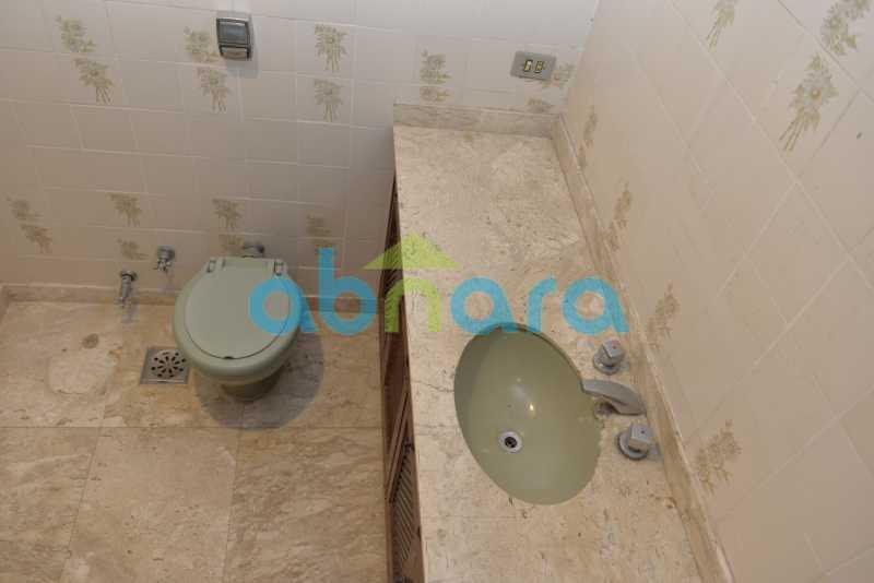 9 - Apartamento - 3 Quartos - Com 3 vagas - Leblon. - CPAP31086 - 10