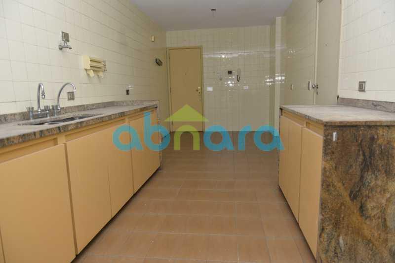 18 - Apartamento - 3 Quartos - Com 3 vagas - Leblon. - CPAP31086 - 19