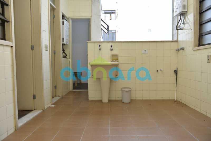20 - Apartamento - 3 Quartos - Com 3 vagas - Leblon. - CPAP31086 - 21