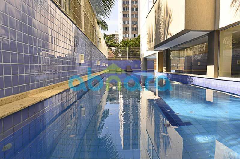 26 - cobertura, 3 suítes, piscina, clara e arejada, reformada - CPCO40103 - 27
