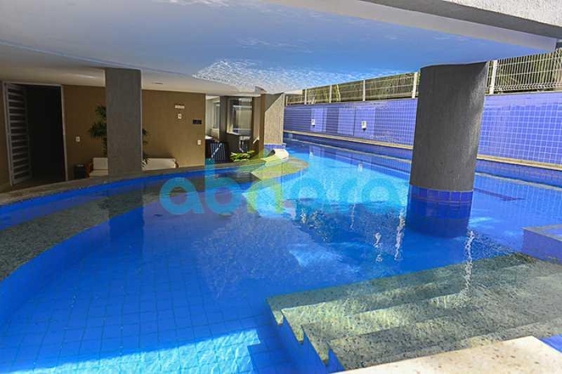 27 - cobertura, 3 suítes, piscina, clara e arejada, reformada - CPCO40103 - 28