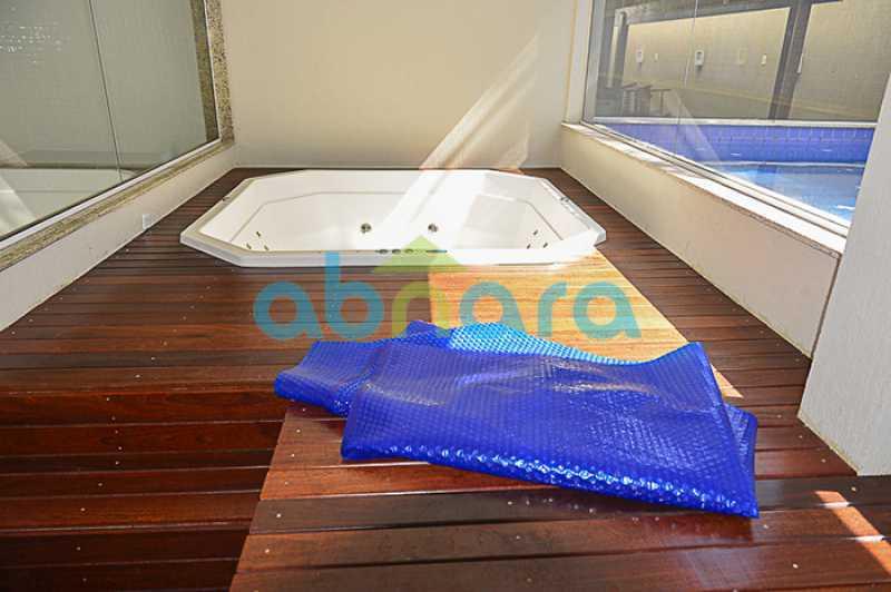 30 - cobertura, 3 suítes, piscina, clara e arejada, reformada - CPCO40103 - 31