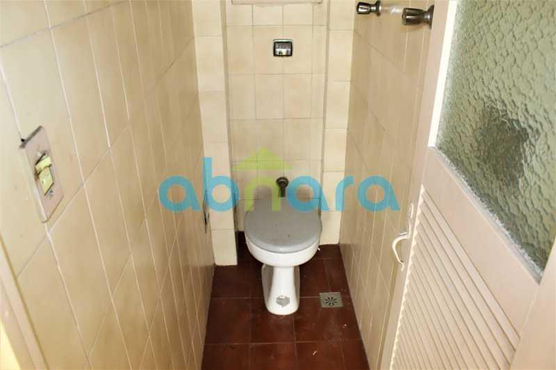 16a - APARTAMENTO - SALA E QUARTO AMPLO - PROXIMO AO METRÔ. - CPAP10391 - 17