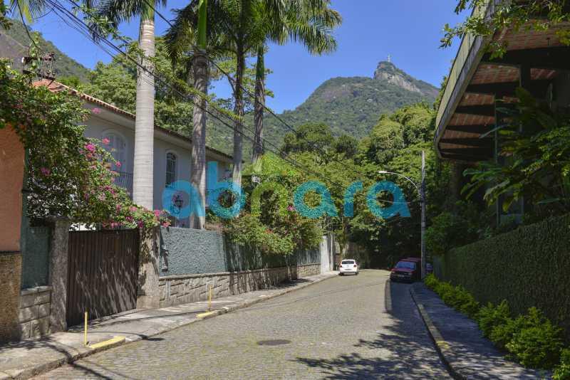 1 - Casa 4 quartos à venda Cosme Velho, Rio de Janeiro - R$ 3.900.000 - CPCA40027 - 1