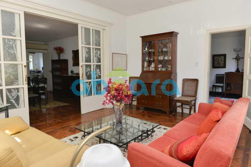 5 - Casa 4 quartos à venda Cosme Velho, Rio de Janeiro - R$ 3.900.000 - CPCA40027 - 6