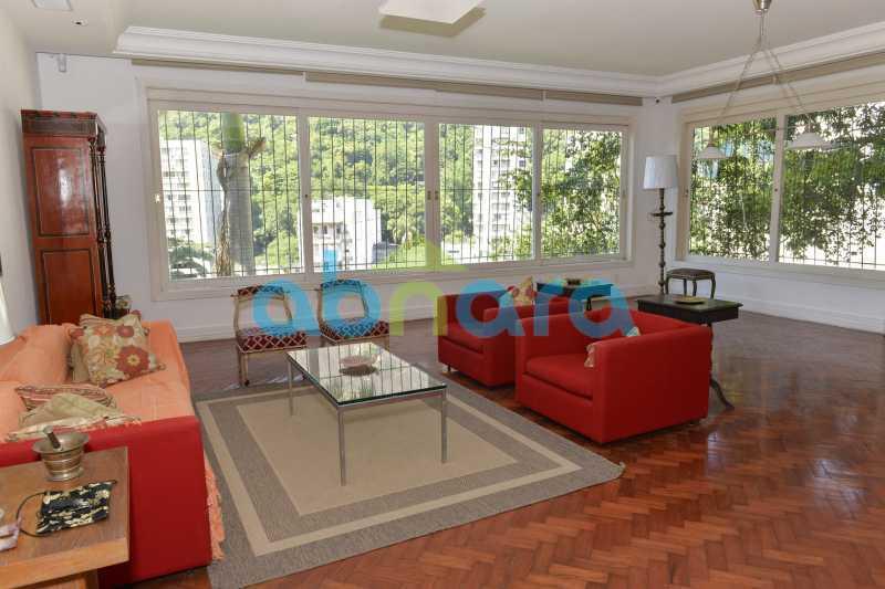 9 - Casa 4 quartos à venda Cosme Velho, Rio de Janeiro - R$ 3.900.000 - CPCA40027 - 10