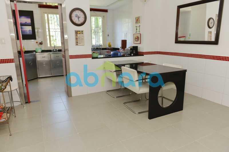 12 - Casa 4 quartos à venda Cosme Velho, Rio de Janeiro - R$ 3.900.000 - CPCA40027 - 13