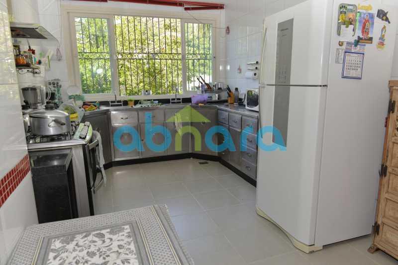 13 - Casa 4 quartos à venda Cosme Velho, Rio de Janeiro - R$ 3.900.000 - CPCA40027 - 14