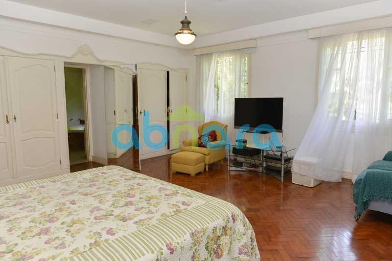 17 - Casa 4 quartos à venda Cosme Velho, Rio de Janeiro - R$ 3.900.000 - CPCA40027 - 18
