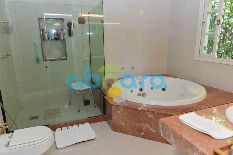 18 - Casa 4 quartos à venda Cosme Velho, Rio de Janeiro - R$ 3.900.000 - CPCA40027 - 19