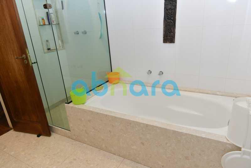 23 - Casa 4 quartos à venda Cosme Velho, Rio de Janeiro - R$ 3.900.000 - CPCA40027 - 24