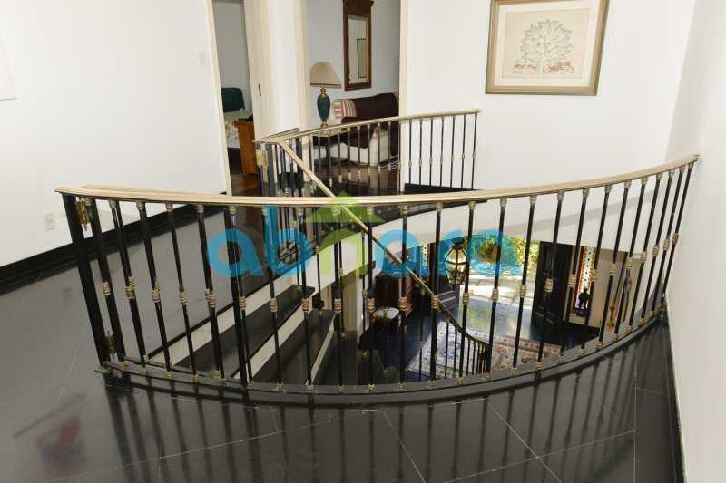 26 - Casa 4 quartos à venda Cosme Velho, Rio de Janeiro - R$ 3.900.000 - CPCA40027 - 27