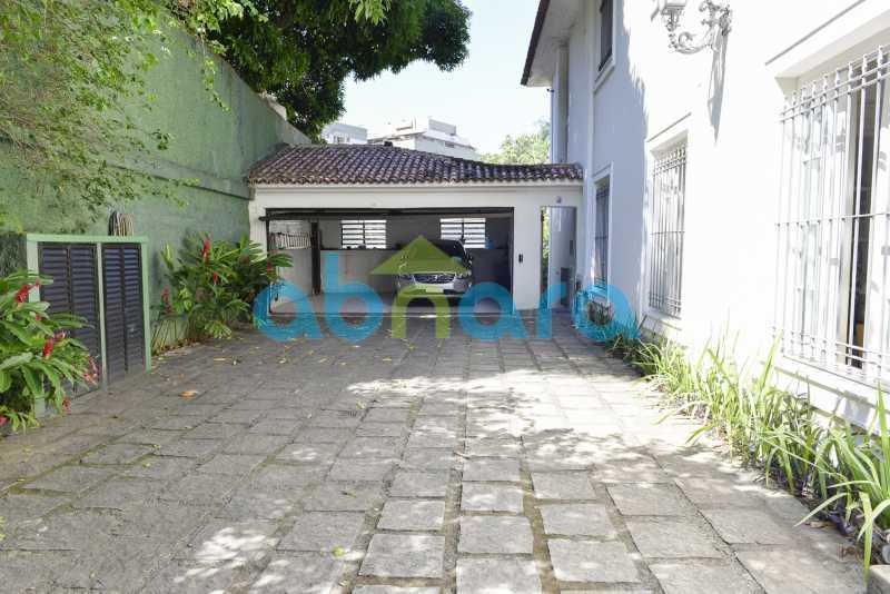 29 - Casa 4 quartos à venda Cosme Velho, Rio de Janeiro - R$ 3.900.000 - CPCA40027 - 31