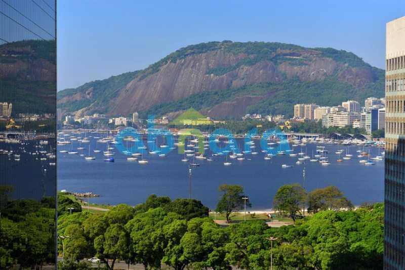 1 - Apartamento 2 quartos à venda Botafogo, Rio de Janeiro - R$ 1.050.000 - CPAP20680 - 1