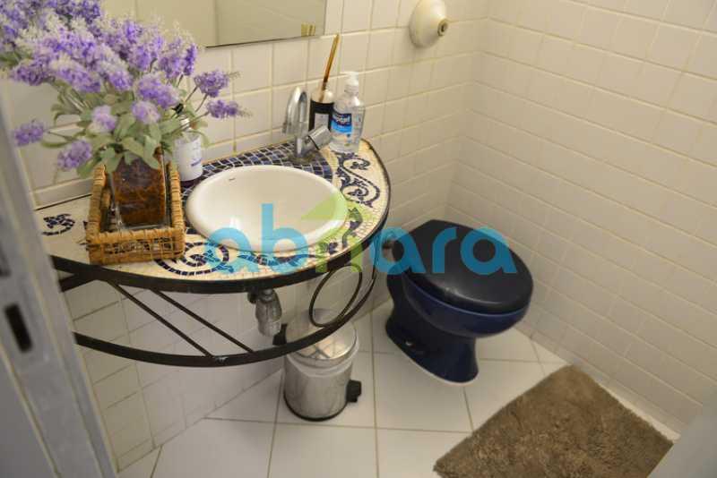 8 - Apartamento 2 quartos à venda Botafogo, Rio de Janeiro - R$ 1.050.000 - CPAP20680 - 9