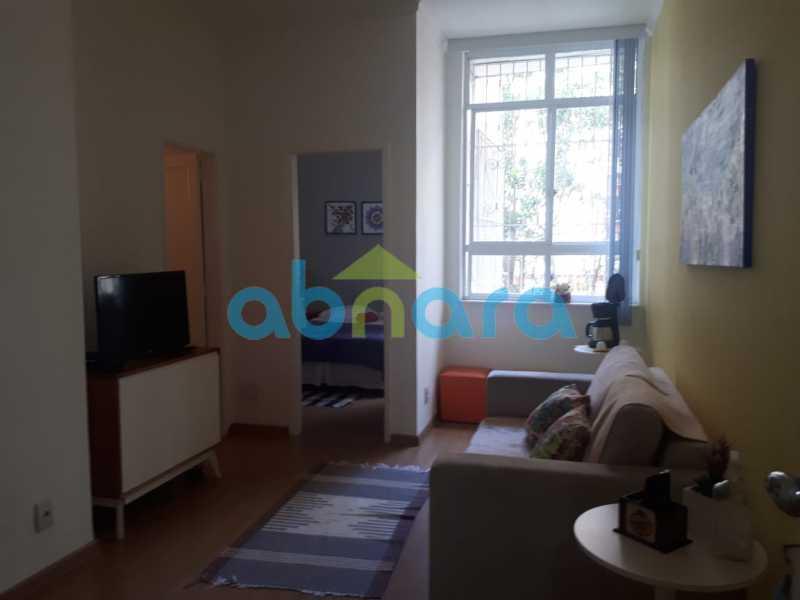 1 - Apartamento 1 quarto à venda Copacabana, Rio de Janeiro - R$ 540.000 - CPAP10395 - 1