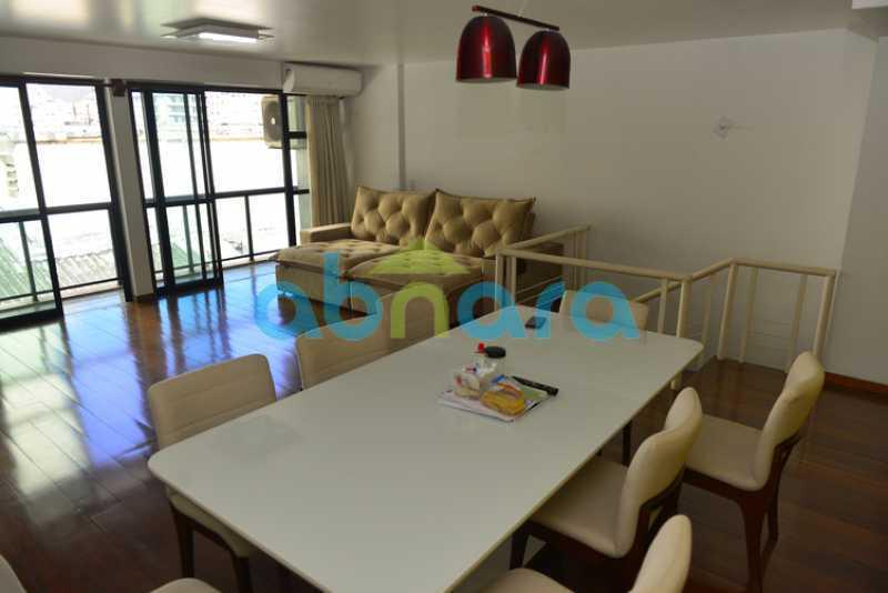 4 - duplex, suíte, 2 vagas na escritura, salão em 2 ambientes, 4 quartos - CPCO40106 - 5