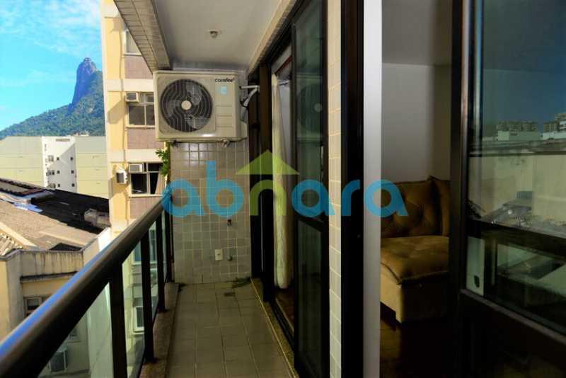 5 - duplex, suíte, 2 vagas na escritura, salão em 2 ambientes, 4 quartos - CPCO40106 - 6