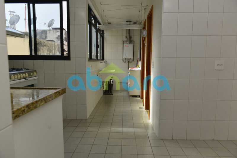 9 - duplex, suíte, 2 vagas na escritura, salão em 2 ambientes, 4 quartos - CPCO40106 - 13