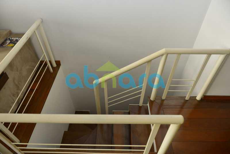 14 - duplex, suíte, 2 vagas na escritura, salão em 2 ambientes, 4 quartos - CPCO40106 - 16