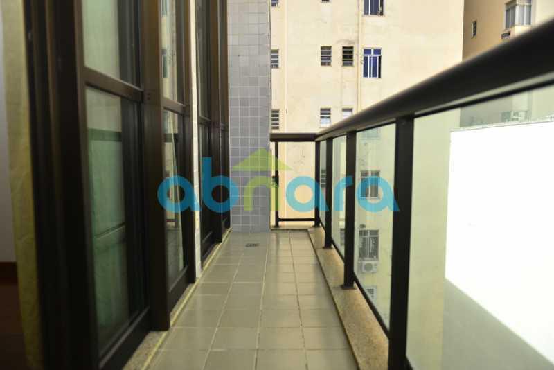 17 - duplex, suíte, 2 vagas na escritura, salão em 2 ambientes, 4 quartos - CPCO40106 - 19