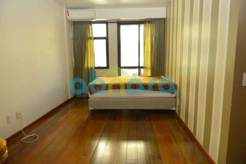 19 - duplex, suíte, 2 vagas na escritura, salão em 2 ambientes, 4 quartos - CPCO40106 - 21