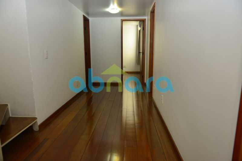 23 - duplex, suíte, 2 vagas na escritura, salão em 2 ambientes, 4 quartos - CPCO40106 - 25
