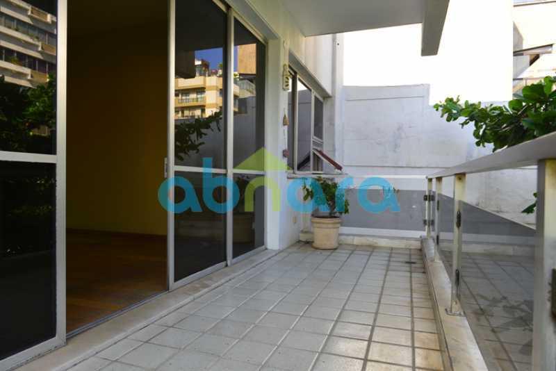 _0004154 - Apartamento 3 quartos à venda Leblon, Rio de Janeiro - R$ 3.550.000 - CPAP31110 - 3