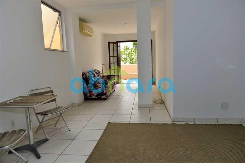1 - COBERTURA LINEAR, 3 quartos, Vista livre, VAGA DE GARAGEM - CPCO30092 - 1