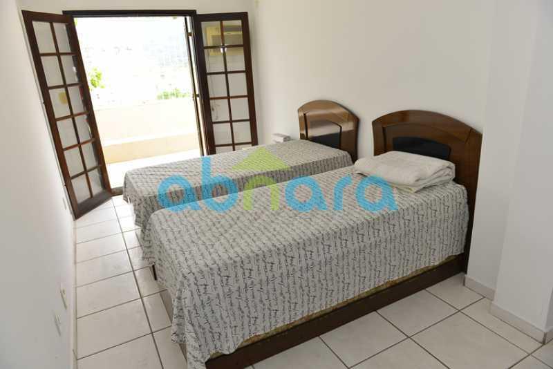 8 - COBERTURA LINEAR, 3 quartos, Vista livre, VAGA DE GARAGEM - CPCO30092 - 9