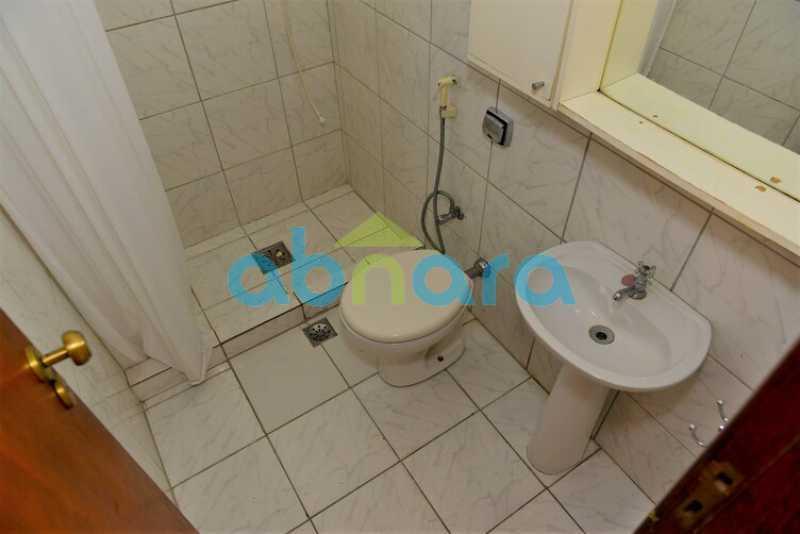 9 - COBERTURA LINEAR, 3 quartos, Vista livre, VAGA DE GARAGEM - CPCO30092 - 11