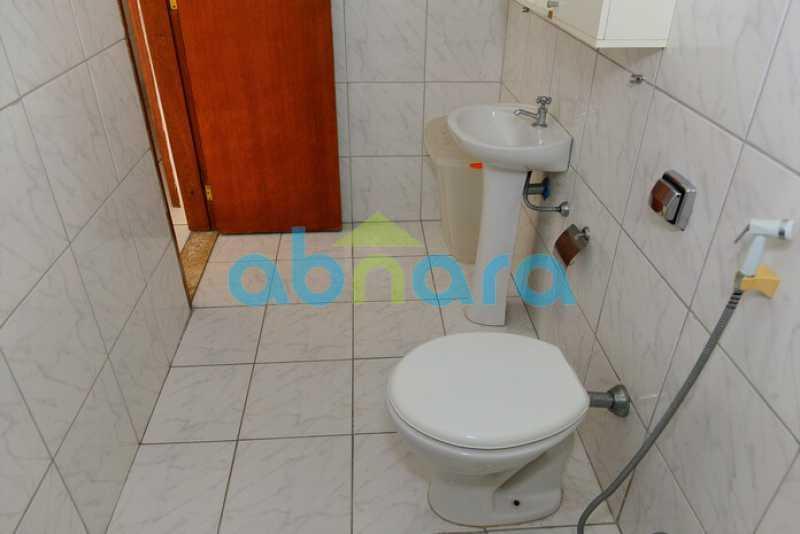 17 - COBERTURA LINEAR, 3 quartos, Vista livre, VAGA DE GARAGEM - CPCO30092 - 20