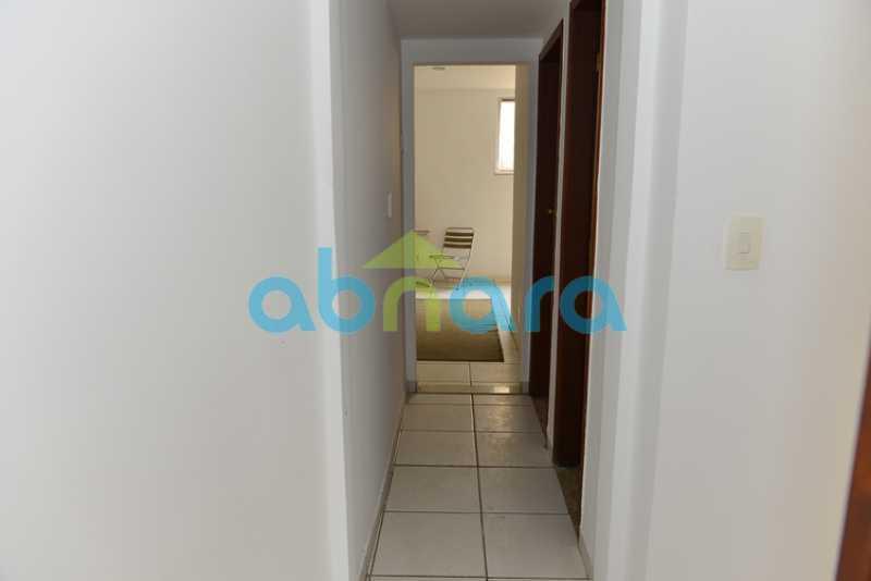 19 - COBERTURA LINEAR, 3 quartos, Vista livre, VAGA DE GARAGEM - CPCO30092 - 22