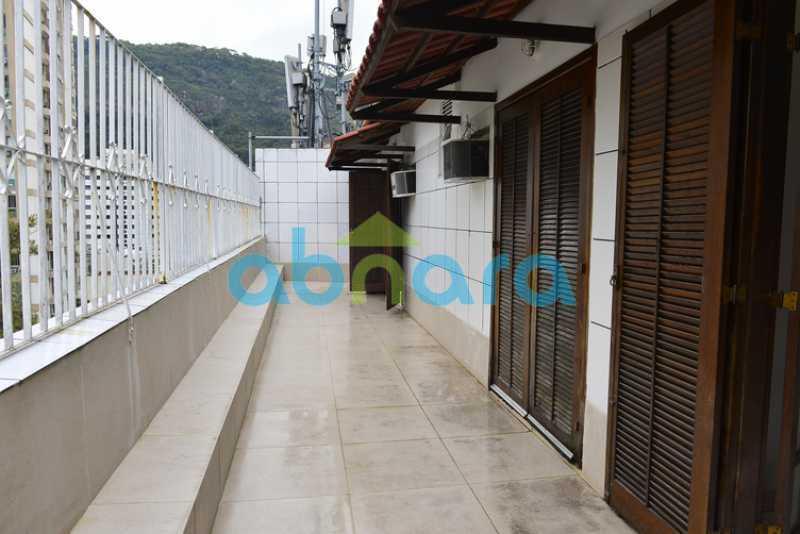 24 - COBERTURA LINEAR, 3 quartos, Vista livre, VAGA DE GARAGEM - CPCO30092 - 27