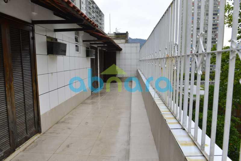 25 - COBERTURA LINEAR, 3 quartos, Vista livre, VAGA DE GARAGEM - CPCO30092 - 28
