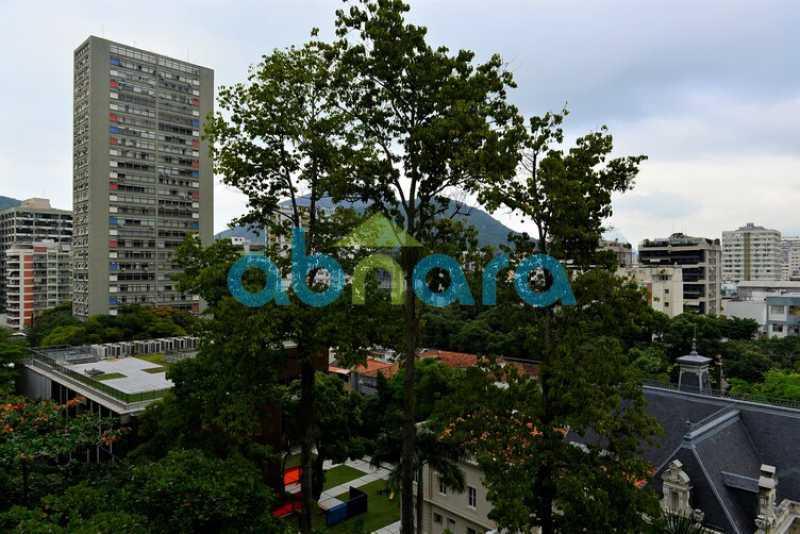 27 - COBERTURA LINEAR, 3 quartos, Vista livre, VAGA DE GARAGEM - CPCO30092 - 30