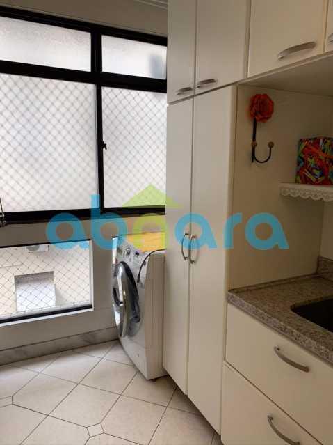 13 - Apartamento 3 quartos à venda Leme, Rio de Janeiro - R$ 1.195.000 - CPAP31120 - 14