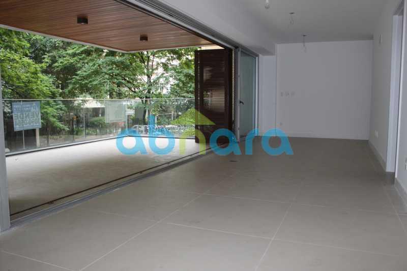 1 - Apartamento 3 quartos à venda Ipanema, Rio de Janeiro - R$ 4.200.000 - CPAP31122 - 1