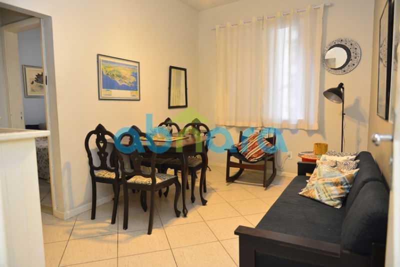1 - Apartamento 1 quarto à venda Leme, Rio de Janeiro - R$ 420.000 - CPAP10398 - 1