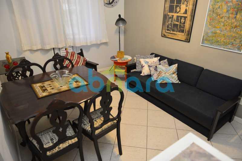 4 - Apartamento 1 quarto à venda Leme, Rio de Janeiro - R$ 420.000 - CPAP10398 - 5