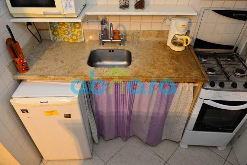 6 - Apartamento 1 quarto à venda Leme, Rio de Janeiro - R$ 420.000 - CPAP10398 - 7