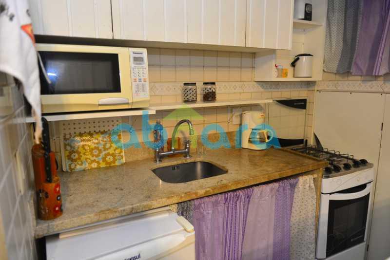 7 - Apartamento 1 quarto à venda Leme, Rio de Janeiro - R$ 420.000 - CPAP10398 - 8